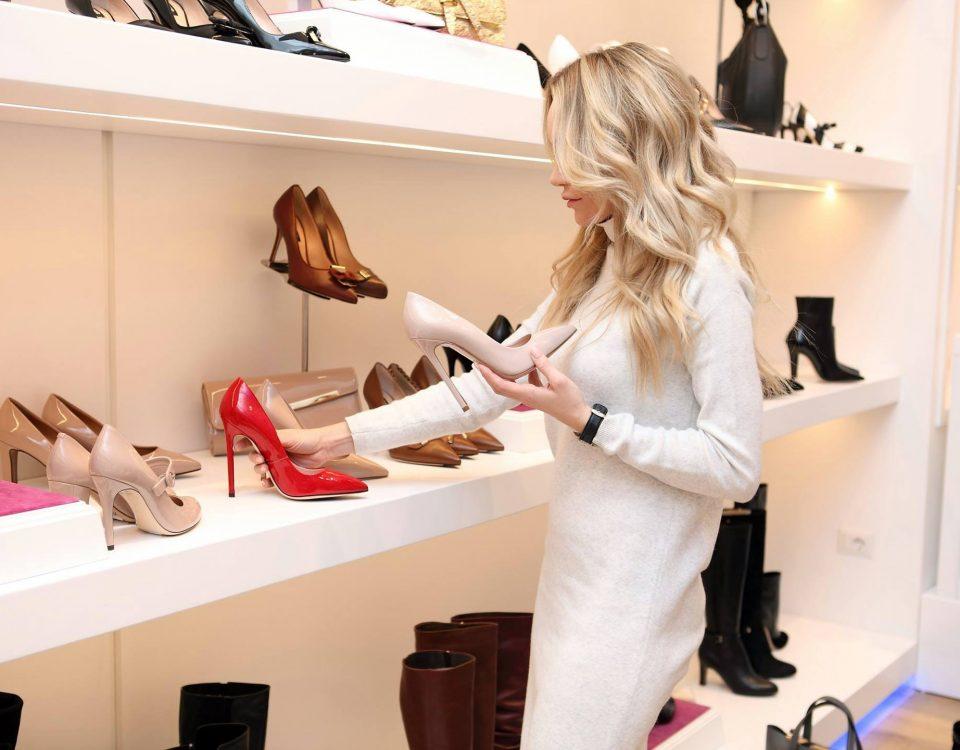 kobieta buty sklep