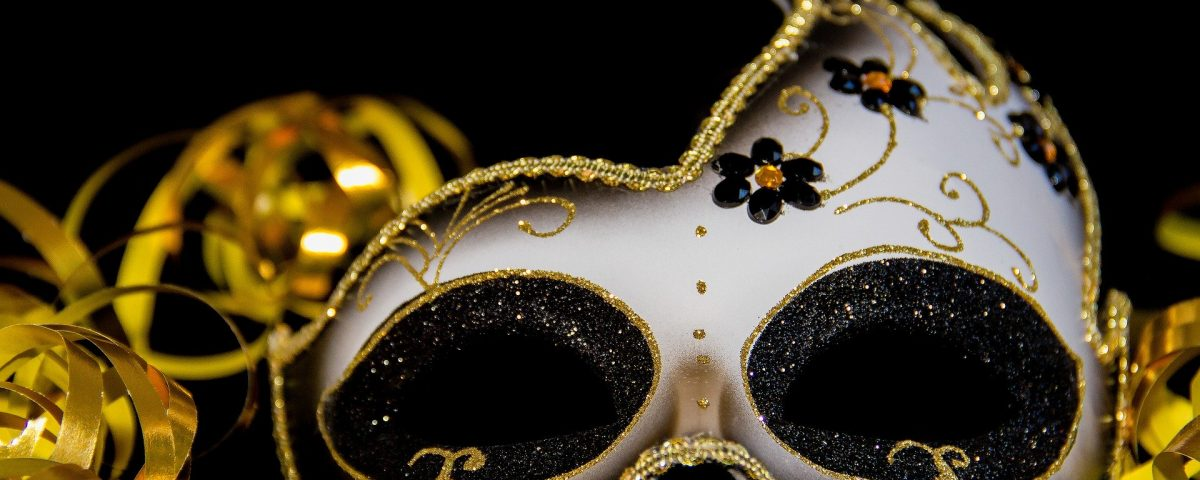 maska karnawał